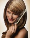 Окрашивание волос природными красителями.