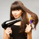 Как сохранить укладку своенравных волос?