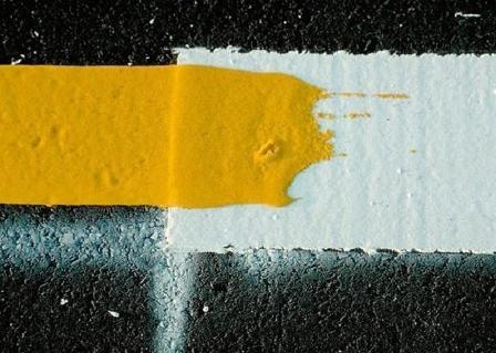Дорожная краска: её виды, применение и преимущества