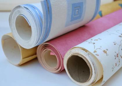 Преимущества бумажных обоев.